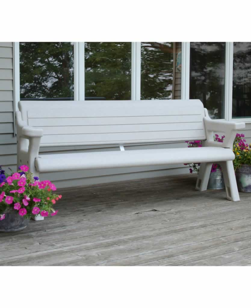 Dock / Outdoor Bench