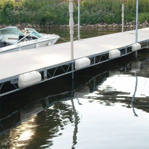 Horizontal Dock Bumper