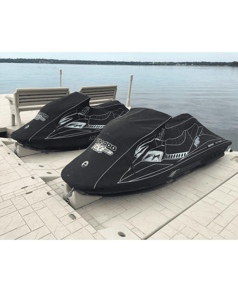 SLX6™ Wave Port - Wave Armor - Floating Docks