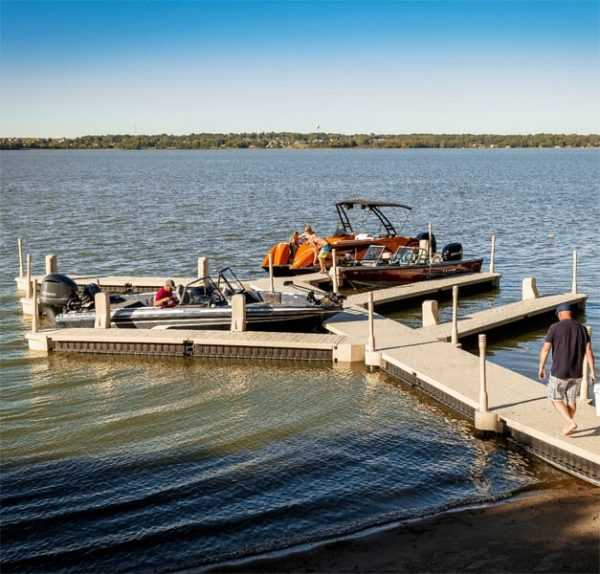 Floating Dock Wedge Finger Pier