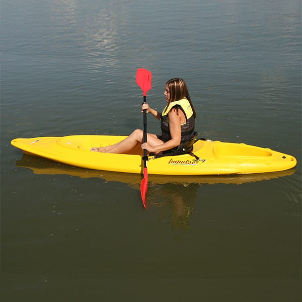 Kayak Yellow
