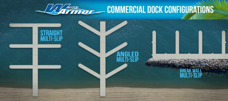 Floating Dock Configurations - Commercial