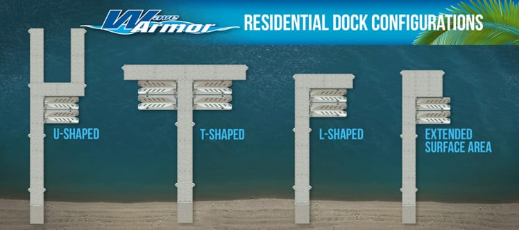 Floating Dock Configurations - Residential