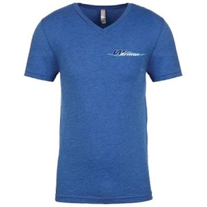 Wave Armor V-Neck T-Shirt